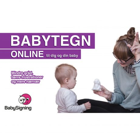 Online babytegn kursus